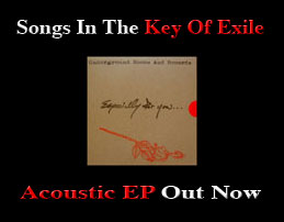 Songs In The Key Of Exile (EP)